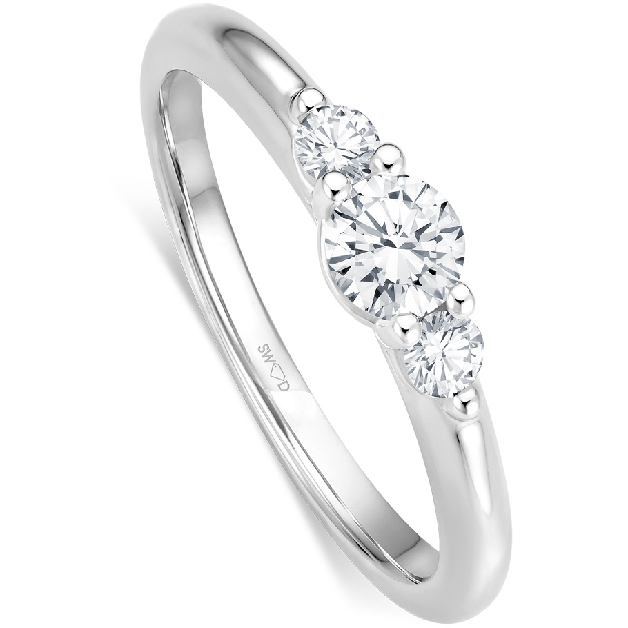 bellaluce Ring R8741_WG