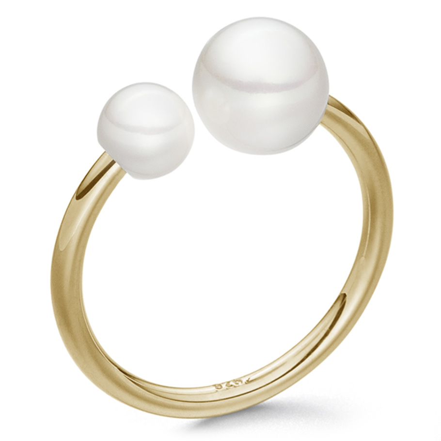 Eva Strepp Ring Duo
