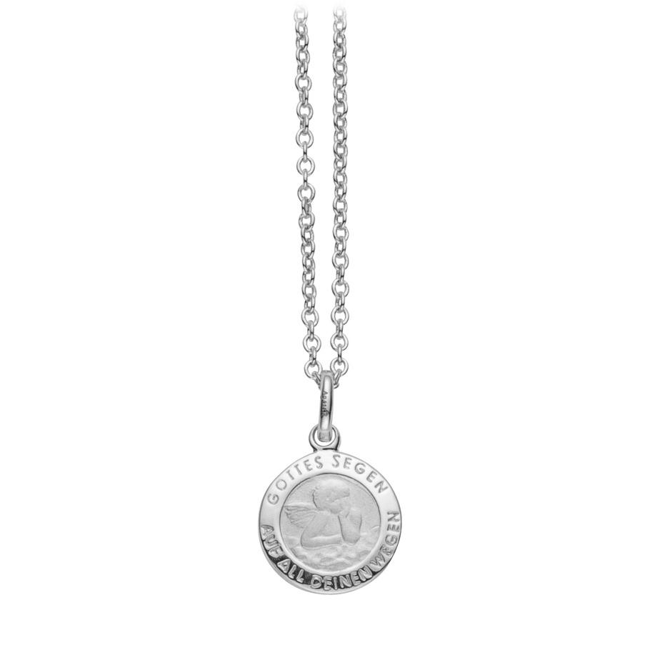 ratius Taufschmuck 07<br>925 Sterling Silber, poliert, matt