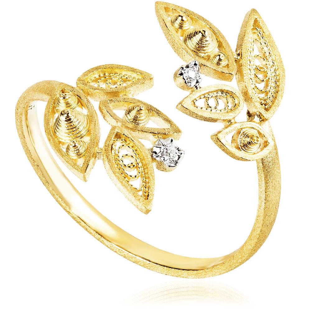Luisa Rosas Ring HAN5522