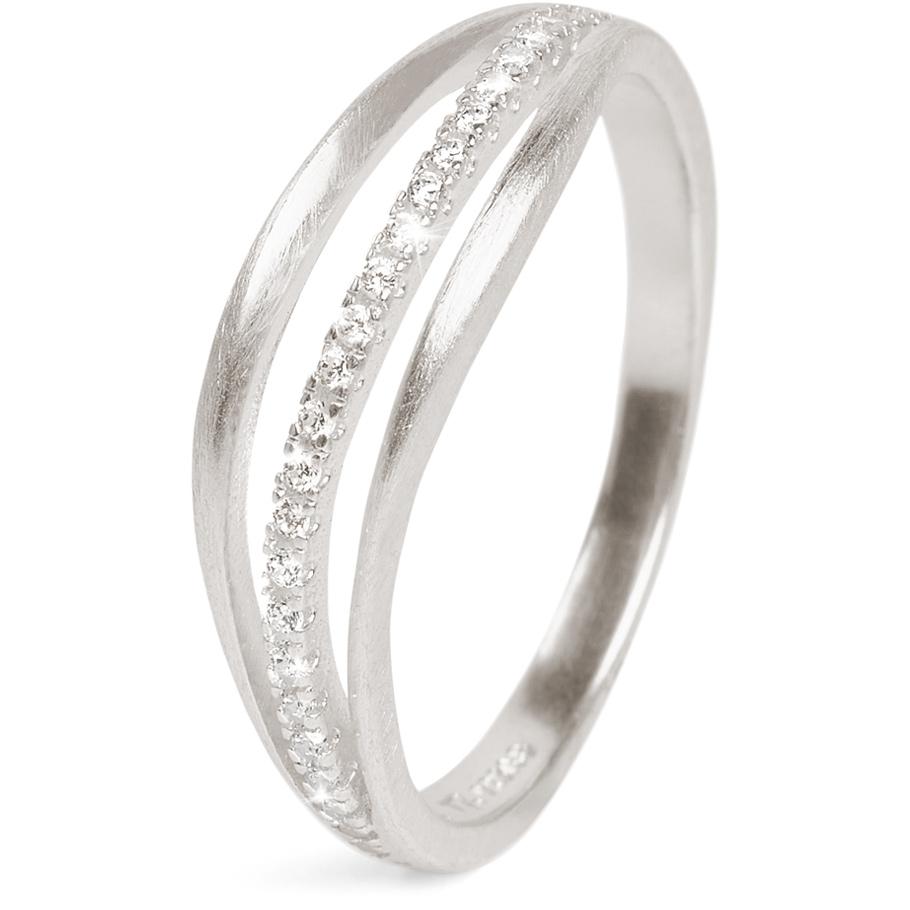 Bernd Wolf Ring 52032154<br>925 Sterling Silber, Zirkonia