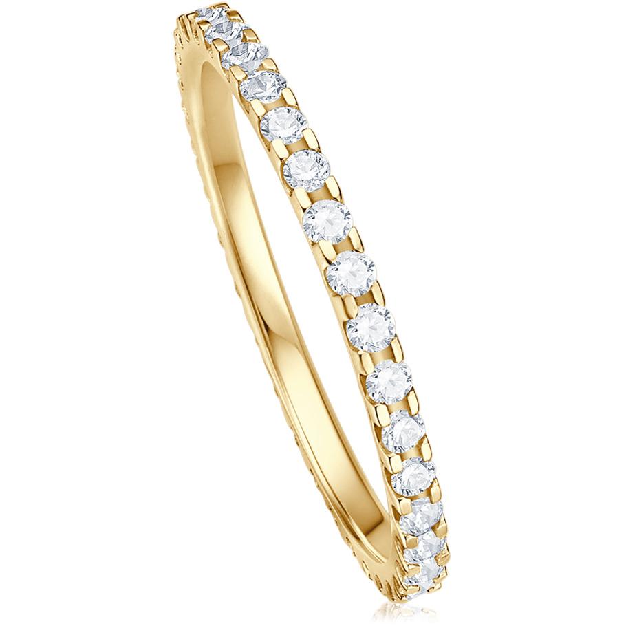 bellaluce Ring EH003868<br>Gelbgold mit Brillanten