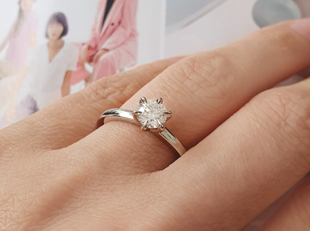 Juwelier Egretzberger Verlobungsringe